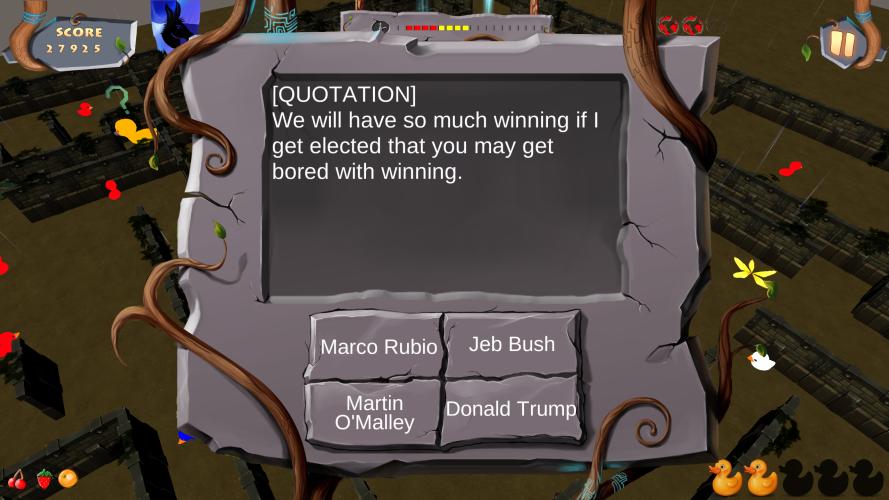 The Politics Edition - DuckHair com